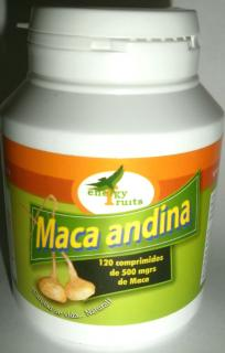 MAKA TABLETY 500mg (120ks)