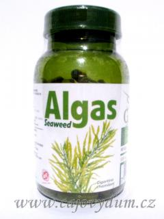 Algas (90 kapsúl á 500mg)